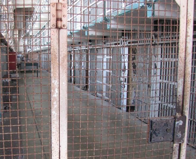 Alcatraz Zellen - copyright 2019, fesselblog.de