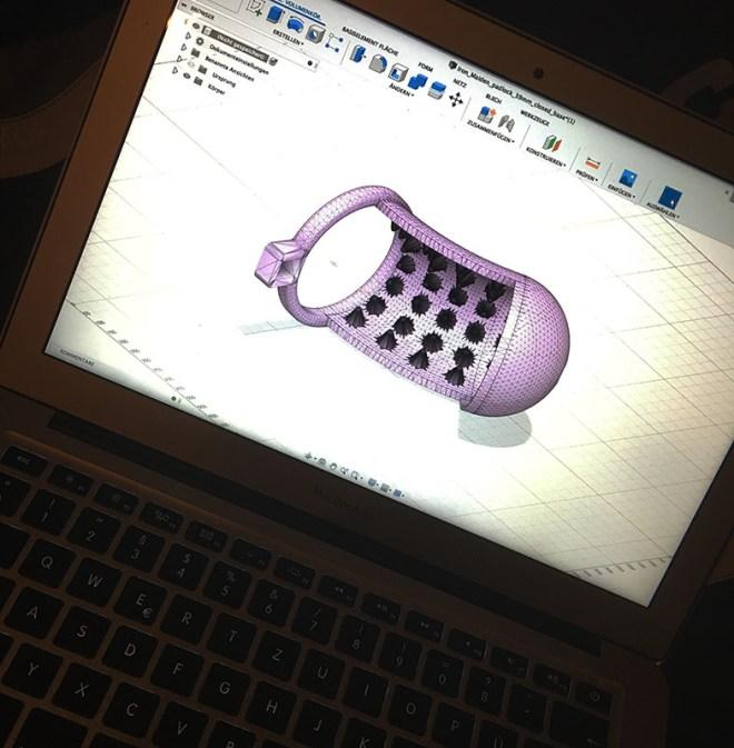 CAD-Zeichnung - Copyright 2020, fesselblog.de