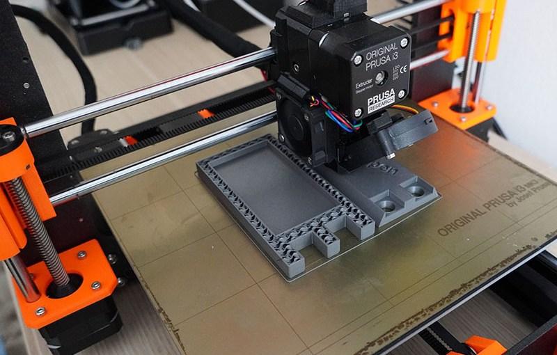 Spielsachen aus dem 3D-Drucker