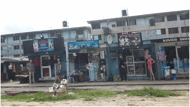512 famous streets in festac