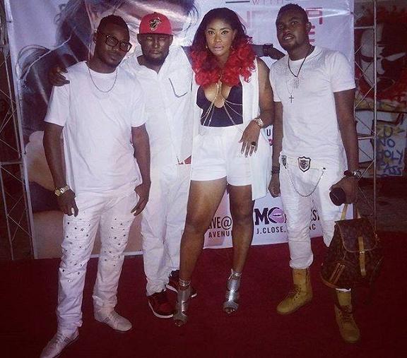 Angela-Okorie-Birthday-Party-Rumours-Festac-Lagos (6)