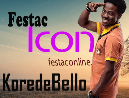 Korede Bello Festac Icon