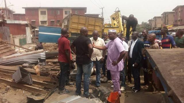 Demolition Of Retiree Shops In Mile 2 Stopped (3)