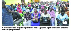 lifeline for Amuwo-Odofin widows