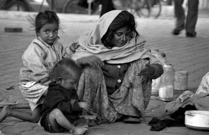 Poverty Terror Without Bombs