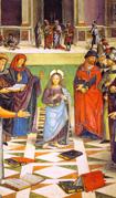 quinto mistero rosario