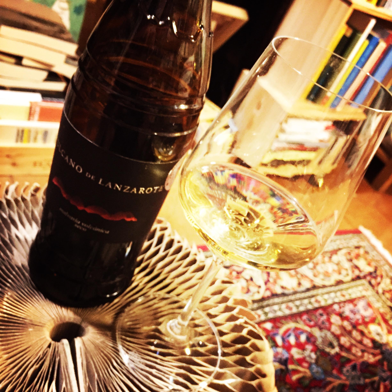 Il vino sulla luna – la malvasia secca di Lanzarote