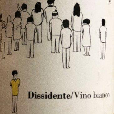 """Un bere """"dissidente"""", il vino di un'etichetta libertaria"""