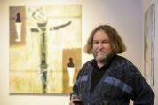 Magyar Művészeti Akadémia festészeti díja - Szilágyi János grafikus, festőművész