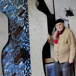 2007 Deim Pál A Nemzet Művésze címmel kitüntetett, Kossuth-díjas magyar festőművész, kiváló művész