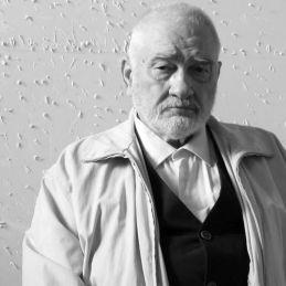 2014 Molnár Sándor Kossuth Lajos-díjas festő, szobrász