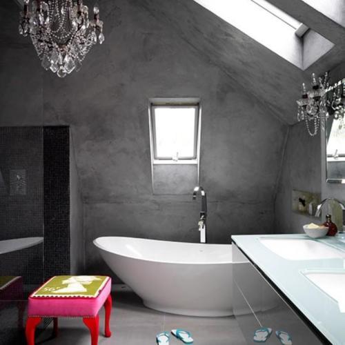 Dlaczego Beton Architektoniczny W łazience To świetny Wybór