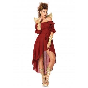 deguisement robe paysanne sexy