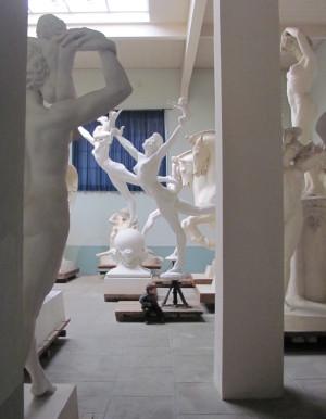 Un popolo di giganti: Hendrik Christian Andersen e il suo Museo