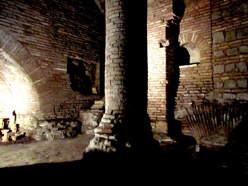 Apertura straordinaria! Le case romane di S. Paolo alla Regola
