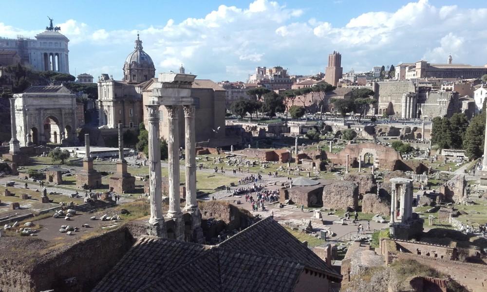 NUOVA APERTURA: la chiesa di S. Maria antiqua e il Foro romano nel Medioevo