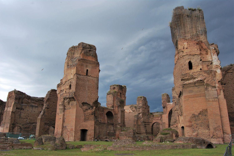 Maestosità e silenzio: alla scoperta delle Terme di Caracalla