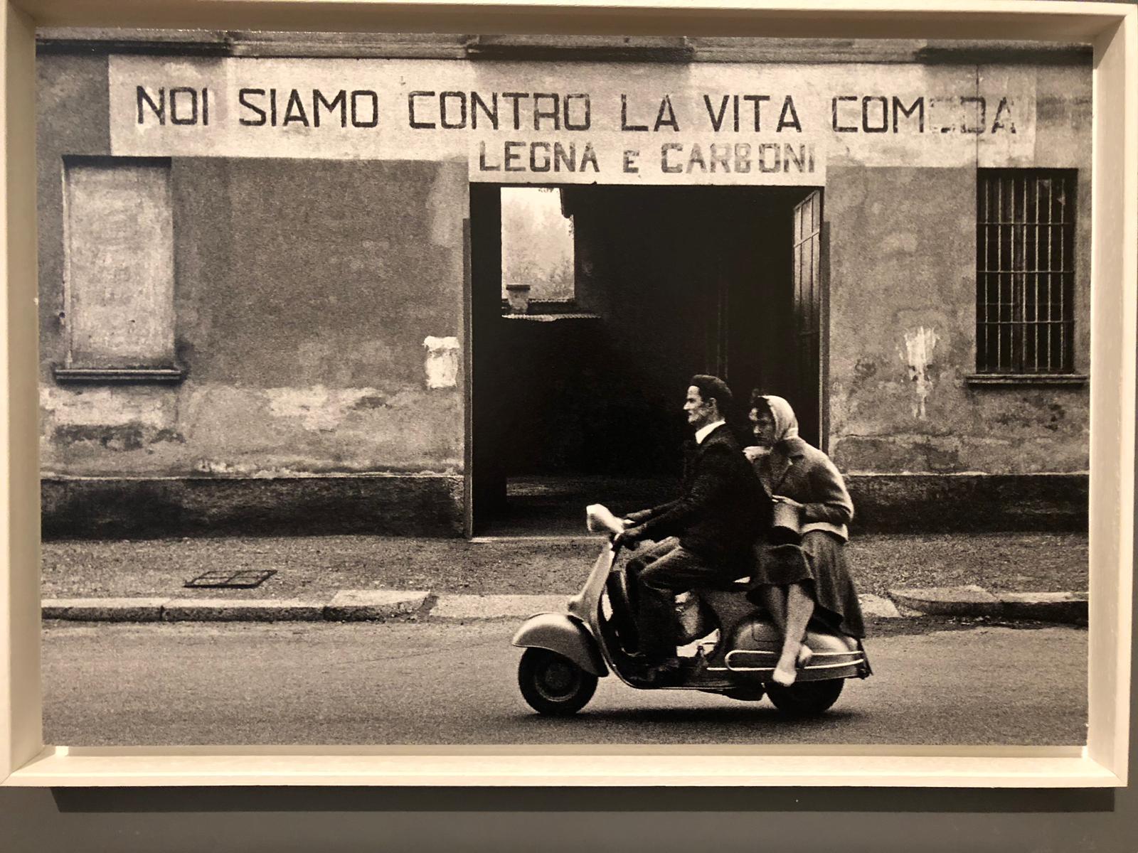 """Visita guidata alla mostra """"Il Sorpasso. Quando l'Italia si mise a correre, 1946-1961"""""""