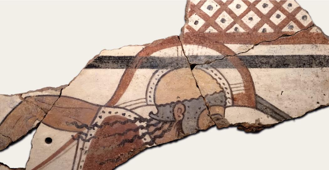 I colori degli etruschi: visita guidata alla mostra