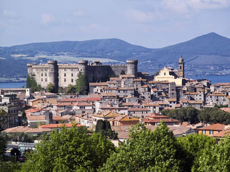 Il castello di Bracciano