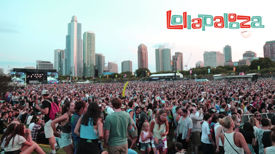 hot august music festival Lollapalooza