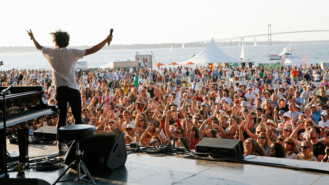 Newport Jazz Festival - Music and Art Festival History and Importance