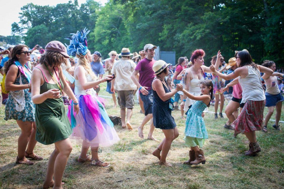 Music and Art Festival History and Importance - Philadelphia Folk Festival
