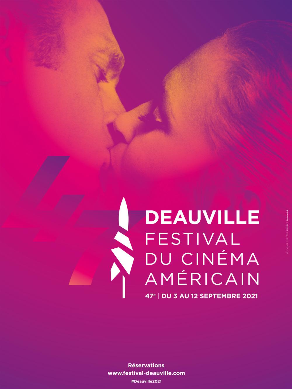 Découvrez l'affiche de la 47e édition du Festival du Cinéma Américain de  Deauville. - Festival du Cinéma Américain de Deauville