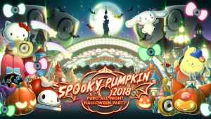 SPOOKY PUMPKIN 〜PURO ALL NIGHT HALLOWEEN PARTY