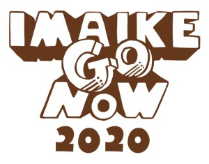IMAIKE GO NOW 2020