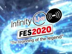 Infinity Live FES2020″The beginning of the legend""