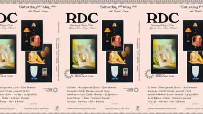 5月に川崎で開催されるRDCスピンオフ企画「BACK TO THE REAL」タイムテーブルとエリアマップを公開