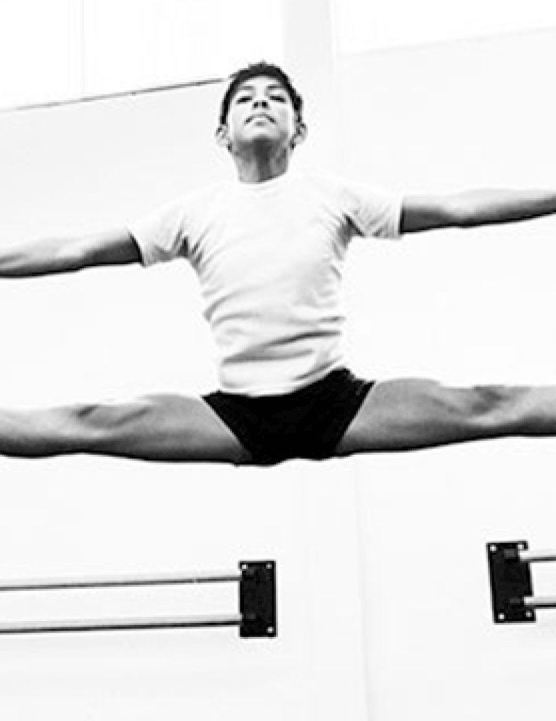 San Francisco Ballet School Julian Mendosa www.festivalart.org