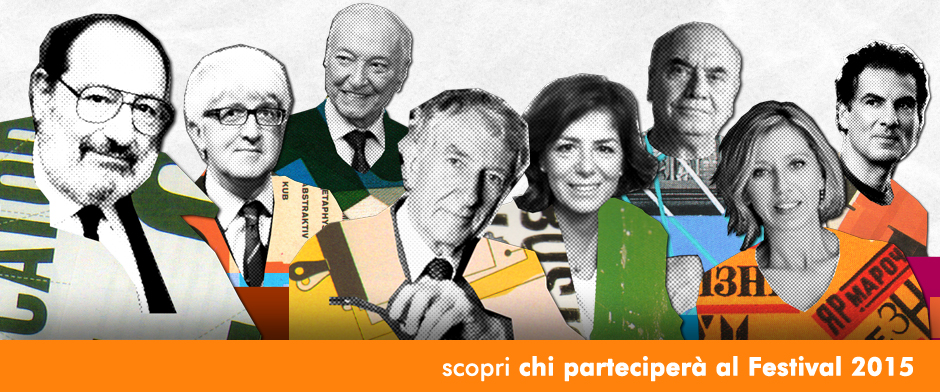 OSPITI 2015 Festival della Comunicazione, Camogli
