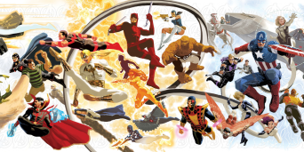 Avengers-50th-Daniel-Acuna-Poster-2013-Marvel-Parte-2-1024x513