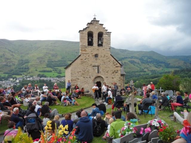 Concert en l'église d'Ens - Saison estivale 2014 festival des petites églises de montagne
