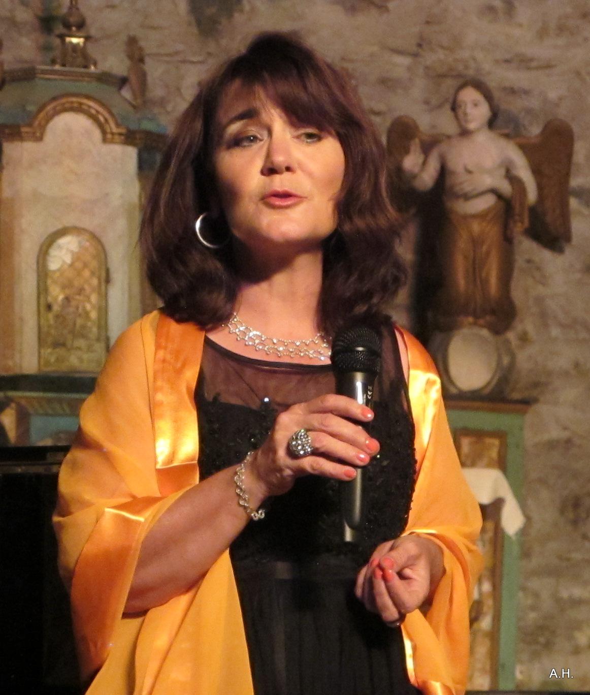 Françoise Dupy - soprano ensemble Zeste