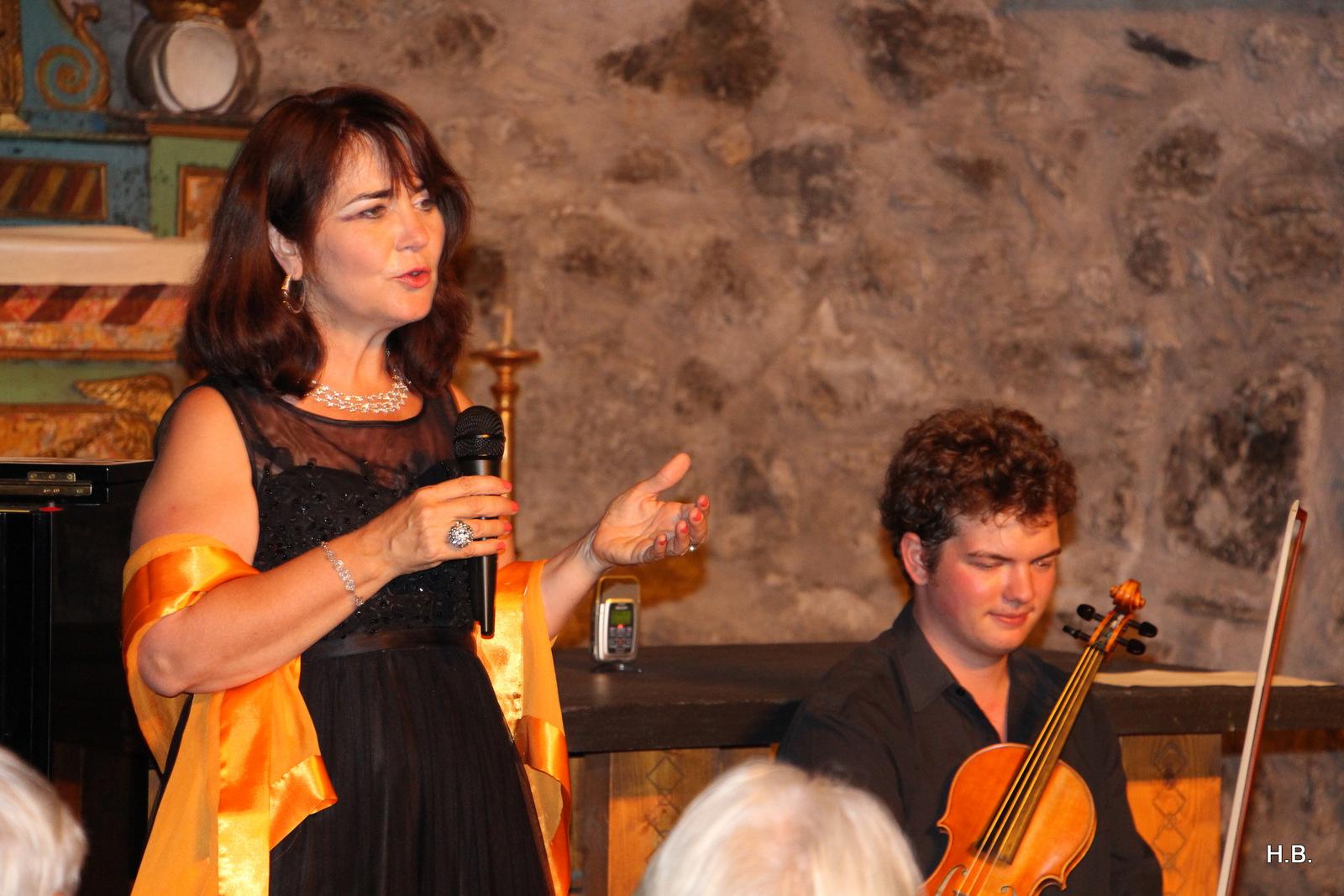 Françoise Dupy à Aragnouet - Ensemble Zeste