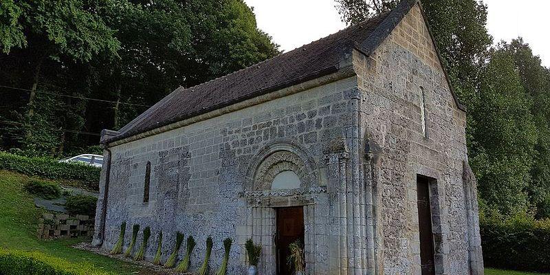 Chapelle_Sainte-Marguerite_ La Gaillarde