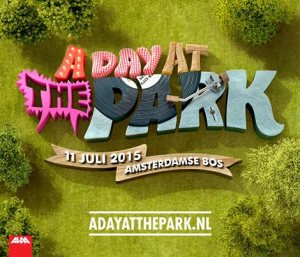 A day at the park 2015 cover