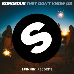 Borgeous - They don't know us cover