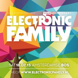 Electronic Family 2015 logo