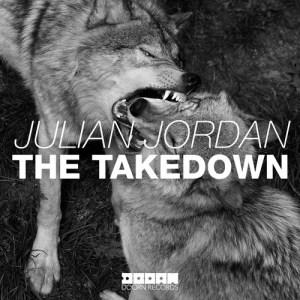 Julian Jordan - The Takedown cover
