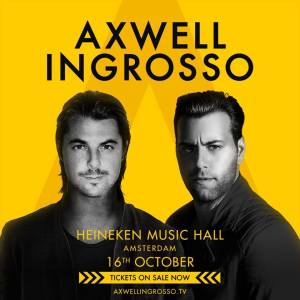 axwell ingrosso ADE