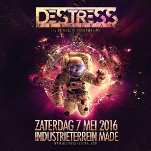 Destress Festival logo 2016