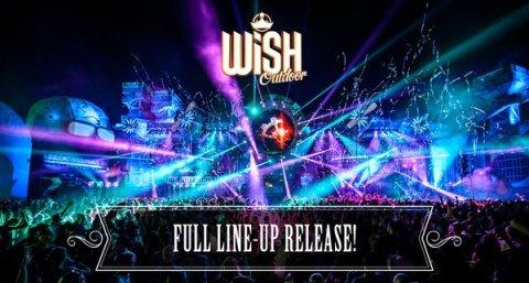 full line-up wish outdoor
