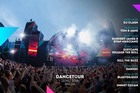 Dancetour Breda 2016