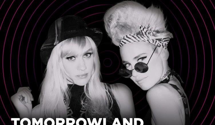 Tomorrowland Friendship mix Nervo