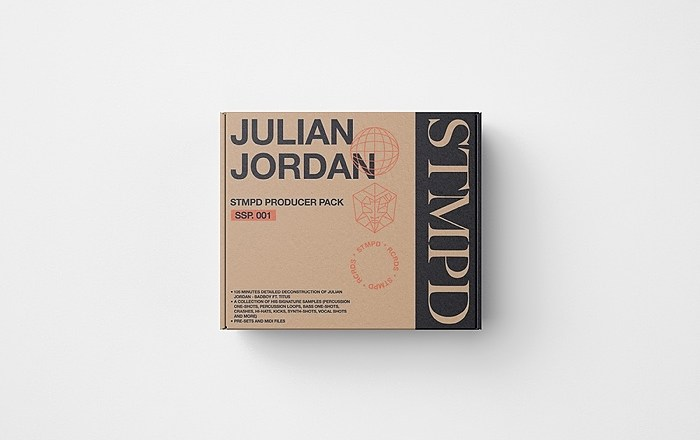 STMPD producer pack Julian Jordan