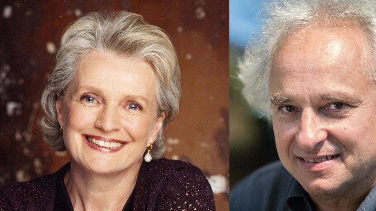 Marie Christine Barrault et-Yves Henry